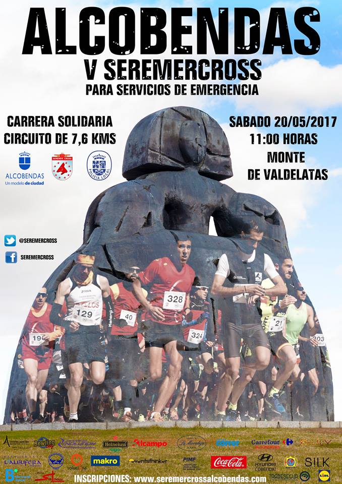 Cartel SEREMERCROSS